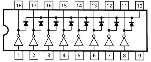 Transistior Arrays