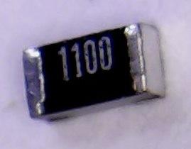 CRCW0603110RFKEA