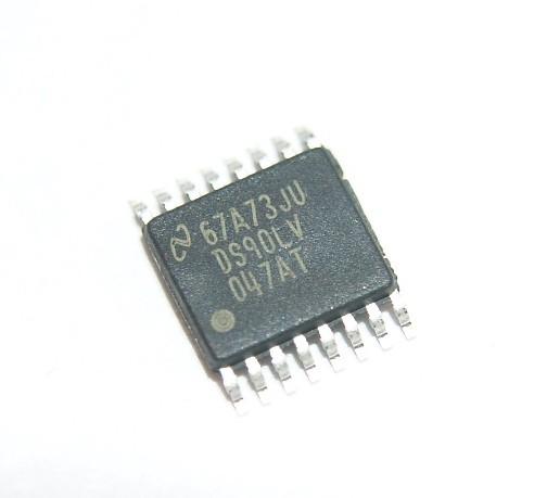 DS90LV047ATMTCX/NOPB Quad Transmitter