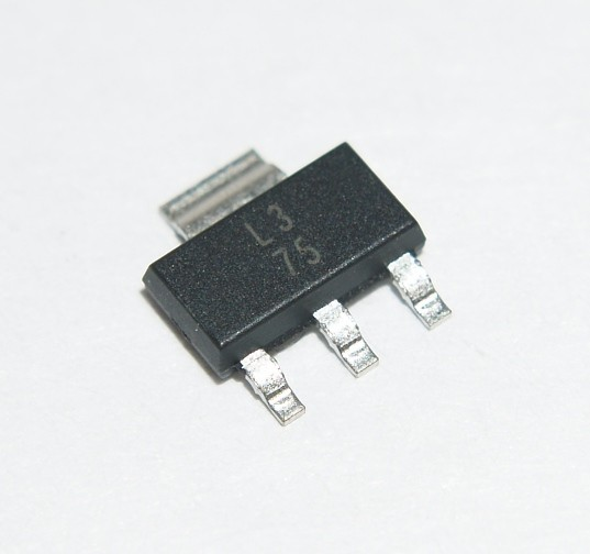 LM317DCY Voltage Regulator