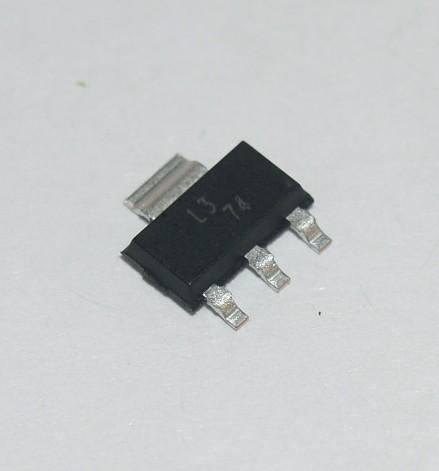 LM317DCYRG3 Voltage Regulator
