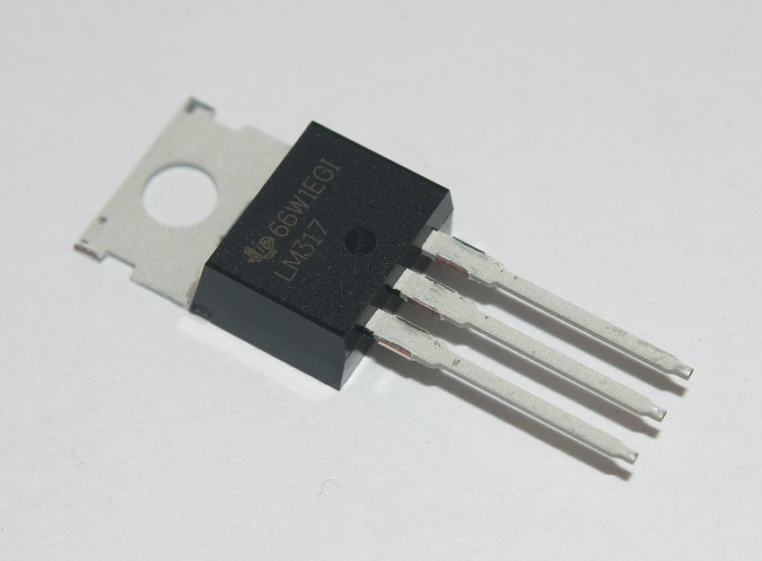 LM317KCT Voltage Regulator