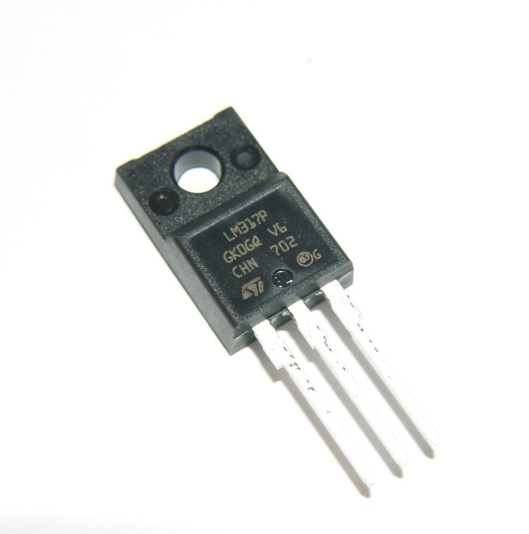 LM317P Voltage Regulator
