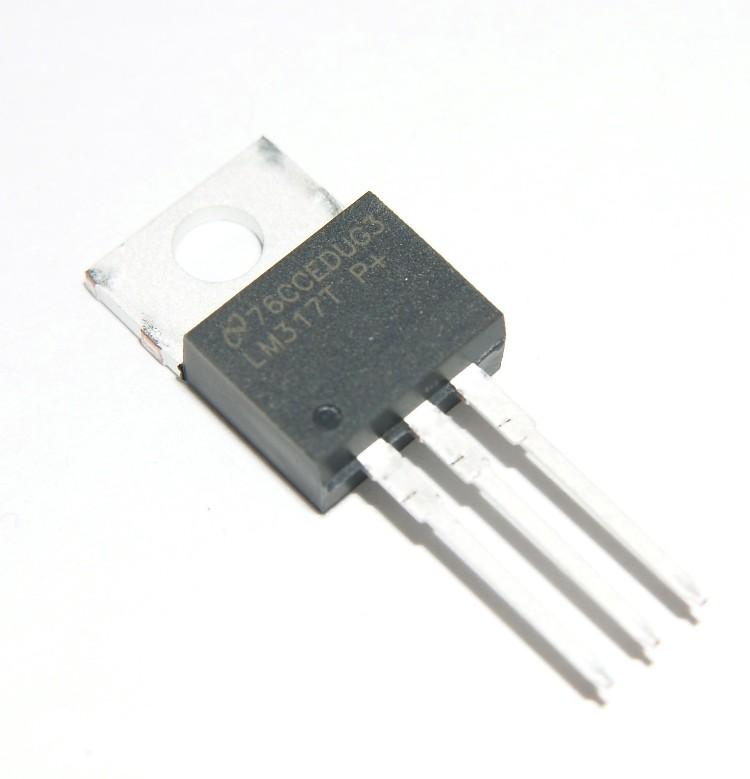 LM317T/NOPB Voltage Regulator