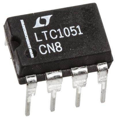 LTC1051CN8#PBF Operationsverstärker