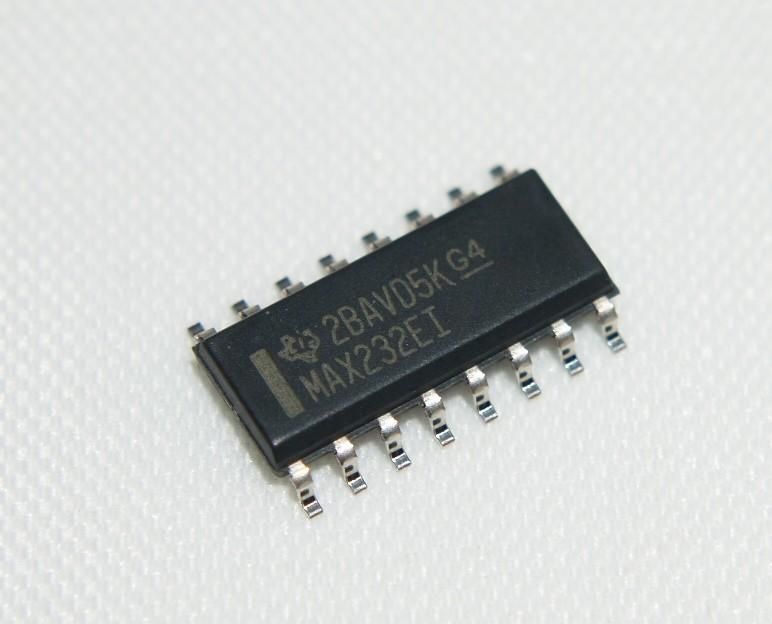 MAX232EIDR Dual RS-232 Transceiver
