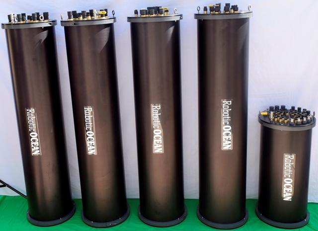 Deepwater Pressure Vessels