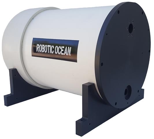 Underwater Pressure Vessel